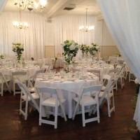 Beautiful in white at 230 Elm in Southampton