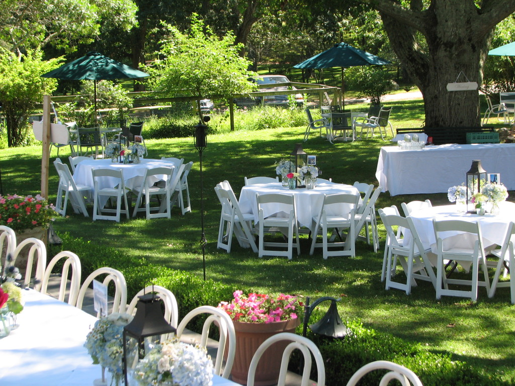 The Lawn At Ram S Head Inn On Shelter Island